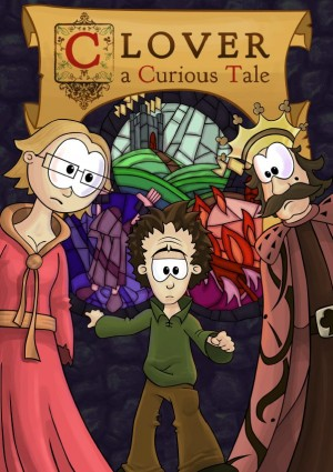 Clover: A Curious Tale Box Cover