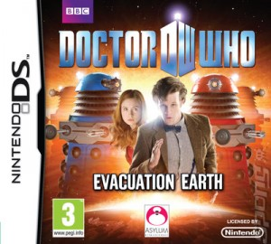 Doctor Who: Evacuation Earth Box Cover