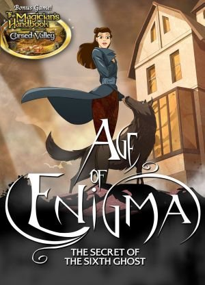 Age of Enigma: The Secret of the Sixth Ghost Box Cover