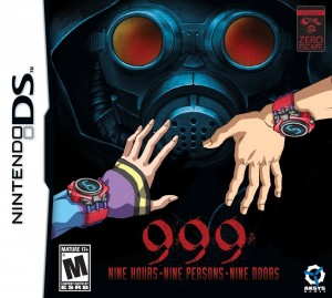 999: Nine Hours, Nine Persons, Nine Doors Box Cover