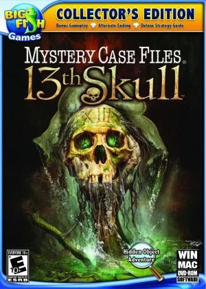 Mystery Case Files: 13th Skull Box Cover