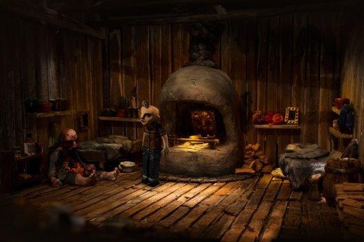 Screenshot for Dream Machine: Chapter 5, The 4