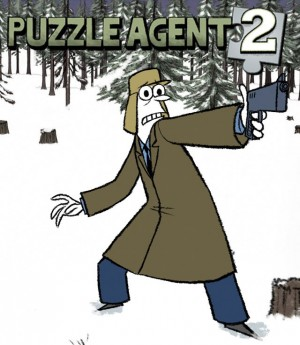 Puzzle Agent 2 Box Cover