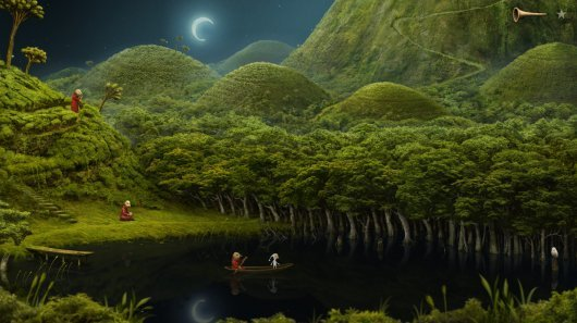 Screenshot for Samorost 3 5