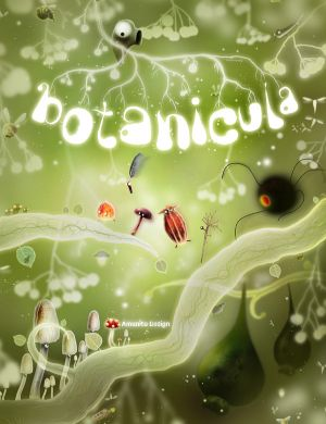 Botanicula Box Cover