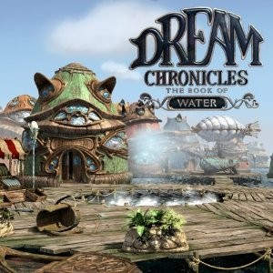 Dream Chronicles: The Book of Water Box Cover