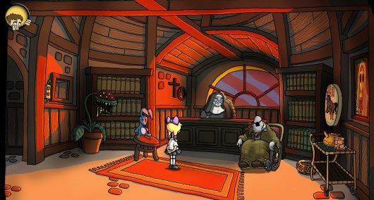 Screenshot for Edna & Harvey: Harvey
