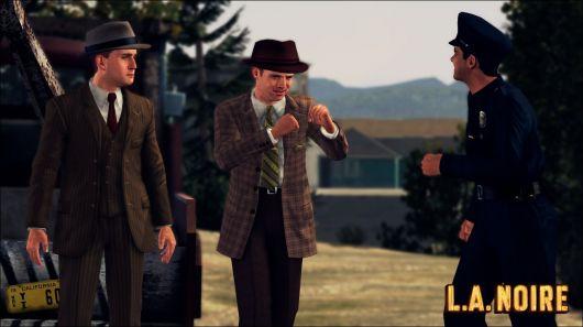 Screenshot for L.A. Noire 4