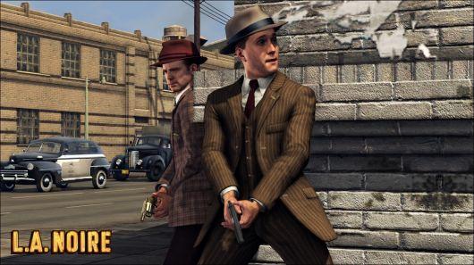 Screenshot for L.A. Noire 2