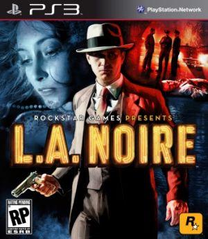 L.A. Noire Box Cover