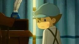 Screenshot for Professor Layton and the Last Specter 2