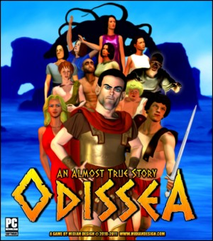 Odissea - An Almost True Story Box Cover