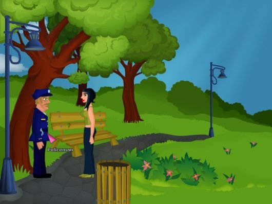Screenshot for Helga Deep in Trouble 1