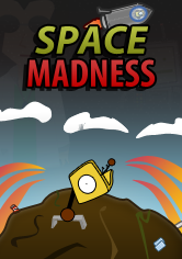 Space Madness Box Cover