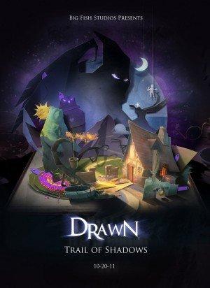 Drawn: Trail of Shadows Box Cover