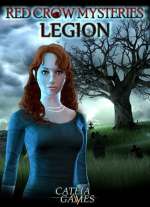 Red Crow Mysteries: Legion Box Cover