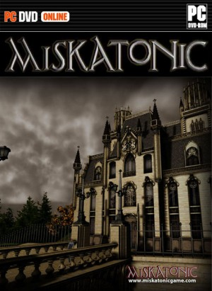 Miskatonic: Part 1 - The Inhuman Stain Box Cover