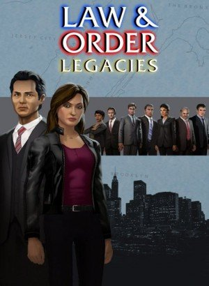 Law & Order: Legacies Box Cover