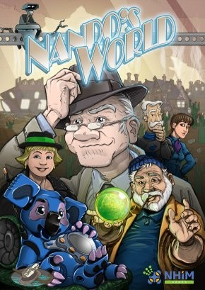 Nando's World: Episode 1 Box Cover