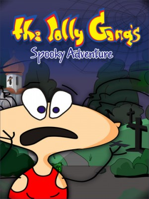The Jolly Gang's Spooky Adventure Box Cover