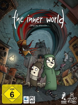 The Inner World Box Cover