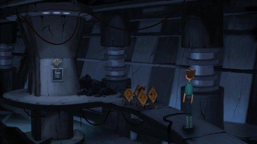 Screenshot for Broken Age 4