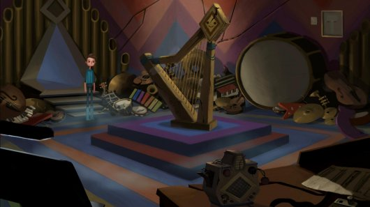 Screenshot for Broken Age 3
