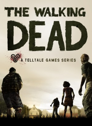 The Walking Dead: Episode Five - No Time Left Box Cover