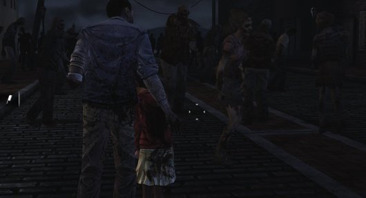 Screenshot for Walking Dead: Episode Five - No Time Left, The 3