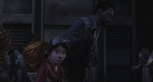 Screenshot for Walking Dead: Episode Five - No Time Left, The 2