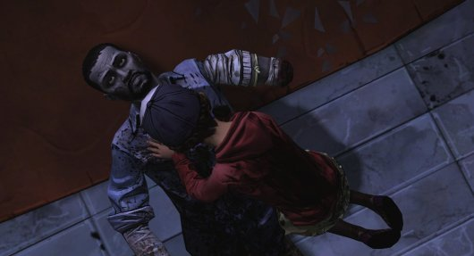 Screenshot for Walking Dead: Episode Five - No Time Left, The 1
