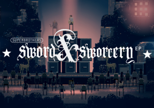 Superbrothers: Sword & Sworcery EP Box Cover