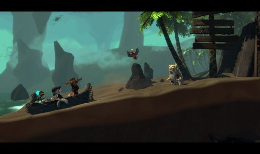 Screenshot for Cave, The 2
