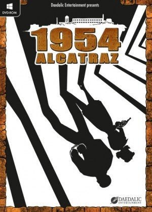 1954: Alcatraz Box Cover