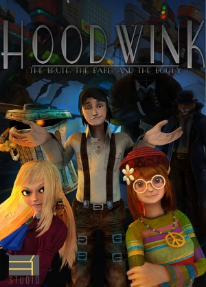 Hoodwink Box Cover