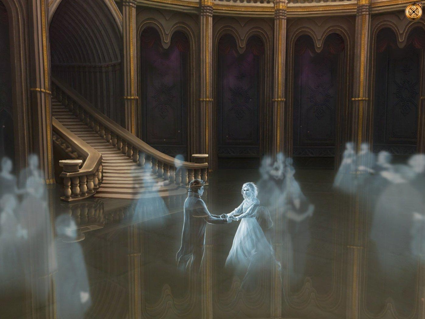картинки из игры не друзья замок без привидений можно приехать