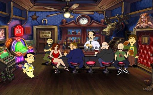 Screenshot for Leisure Suit Larry – Reloaded 3
