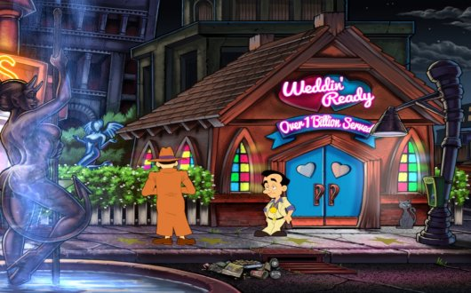 Screenshot for Leisure Suit Larry – Reloaded 1