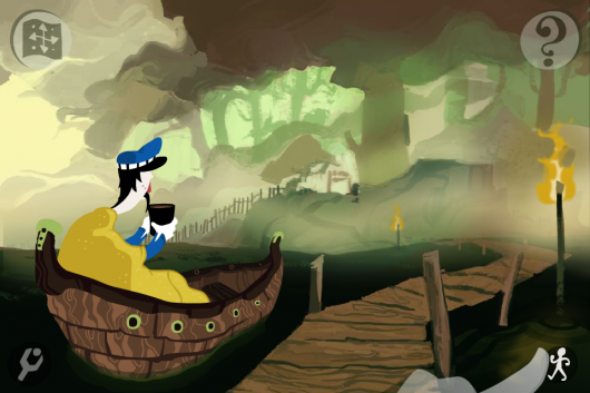 Screenshot for Detective Grimoire: Secret of the Swamp 1