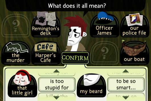 Screenshot for Detective Grimoire: Secret of the Swamp 2