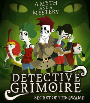 Detective Grimoire: Secret of the Swamp Box Cover