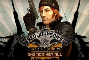 Red Johnson's Chronicles: One Against All Box Cover