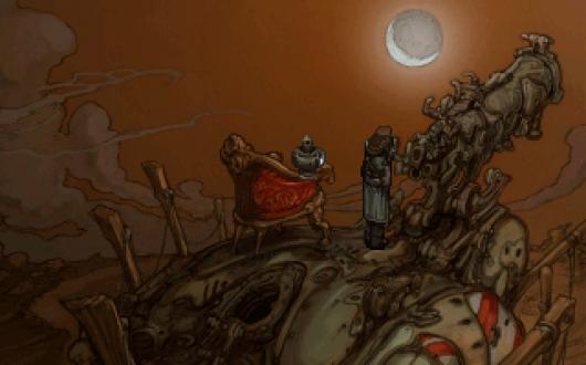 Screenshot for Primordia 4