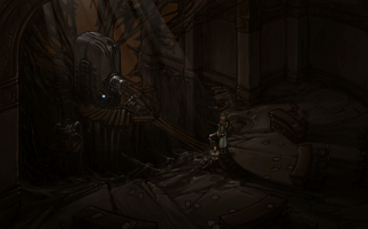 Screenshot for Primordia 3
