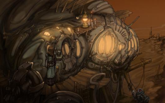 Screenshot for Primordia 2