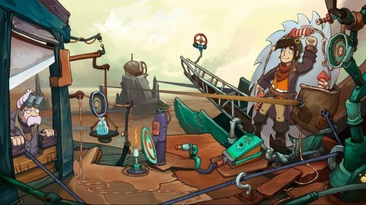 Screenshot for Chaos on Deponia 1