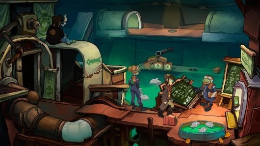 Screenshot for Chaos on Deponia 3