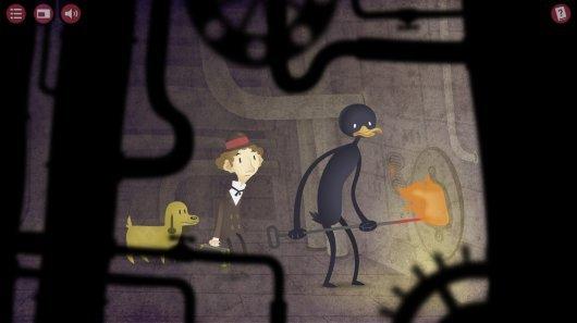 Screenshot for Franz Kafka Videogame, The 3