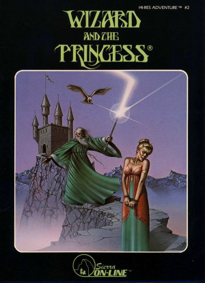 Wizard and the Princess Box Cover