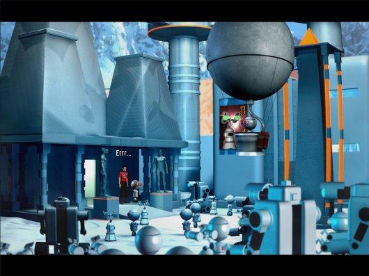 Screenshot for Quantumnauts: Chapter 2 - Black Hole Happens 2